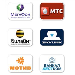 Операторы сотовой связи Новошешминска