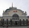 Железнодорожные вокзалы в Новошешминске