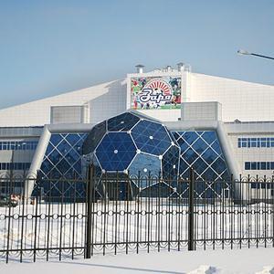 Спортивные комплексы Новошешминска