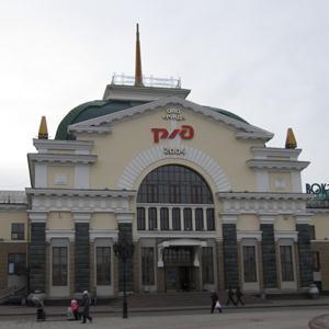 Железнодорожные вокзалы Новошешминска